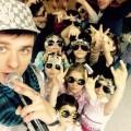 Хип-хоп вечеринка с зажигательным ведущим